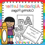 Letter Coloring Books Awesome Stock Alphabet Coloring Pages Fun With Mama
