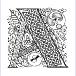 Letter Coloring Books Inspirational Images Original Coloring Books For Adults – Art Of Foxvox