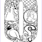 Letter Coloring Books Inspirational Images Teach Your Kids Their Abcs The Easy Way With Free