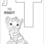 Letter I Coloring Pages For Preschoolers Best Of Collection Printables Alphabet T Coloring Sheets