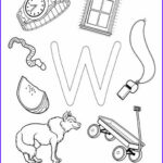 Letter I Coloring Pages For Preschoolers Elegant Image W Is For