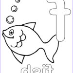 Letter I Coloring Pages For Preschoolers Inspirational Photos Letter F Alphabet Coloring Pages 3 Free Printable