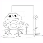 Letter I Coloring Pages For Preschoolers Inspirational Stock Letter F Coloring Pages To And Print For Free