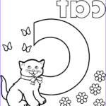 Letter I Coloring Pages For Preschoolers Luxury Photos C Is For Cat Coloring Page