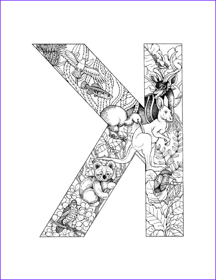 Letter K Coloring Sheet Luxury Photos the Letter K Coloring Pages Coloring Home