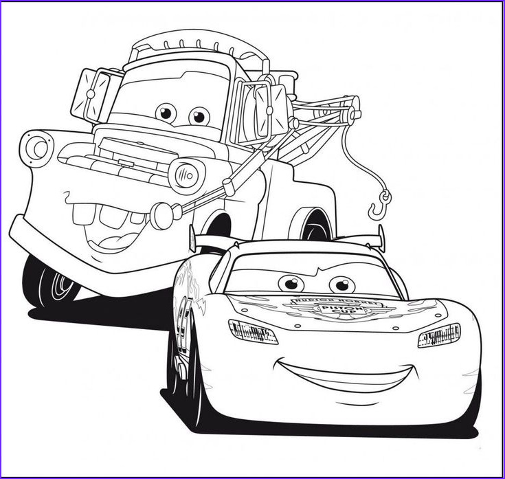 Lightning Mcqueen Coloring Pages Unique Photos Lightning Mcqueen Coloring Pages Printable
