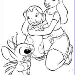 Lilo And Stitch Coloring Book Beautiful Photos Lilo Her Sister And Stitch Coloring Pages Hellokids