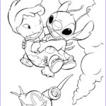 Lilo And Stitch Coloring Book Cool Photos Free Printable Lilo And Stitch Coloring Pages For Kids