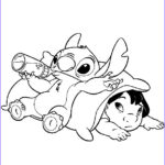 Lilo And Stitch Coloring Book Inspirational Photos Disney Coloring Pages To Print Lilo & Stitch Coloring Pages