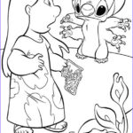 Lilo And Stitch Coloring Book Luxury Photography Lilo And The Little Blue Alian Stitch Coloring Pages
