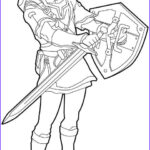 Link Coloring Pages Beautiful Photos Free Printable Zelda Coloring Pages For Kids Legend Of