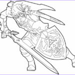 Link Coloring Pages Best Of Gallery Zelda Coloring Pages