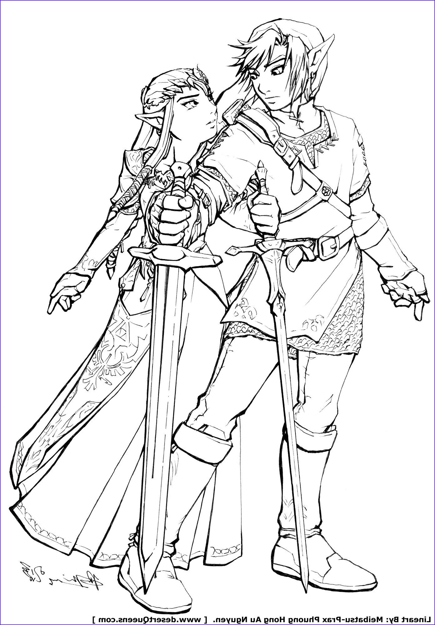 Link Coloring Pages Best Of Stock Zelda Coloring Pages