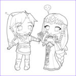 Link Coloring Pages Cool Image 36 Best Zelda Coloring Pages Images On Pinterest