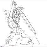 Link Coloring Pages Cool Photography Free Printable Zelda Coloring Pages For Kids