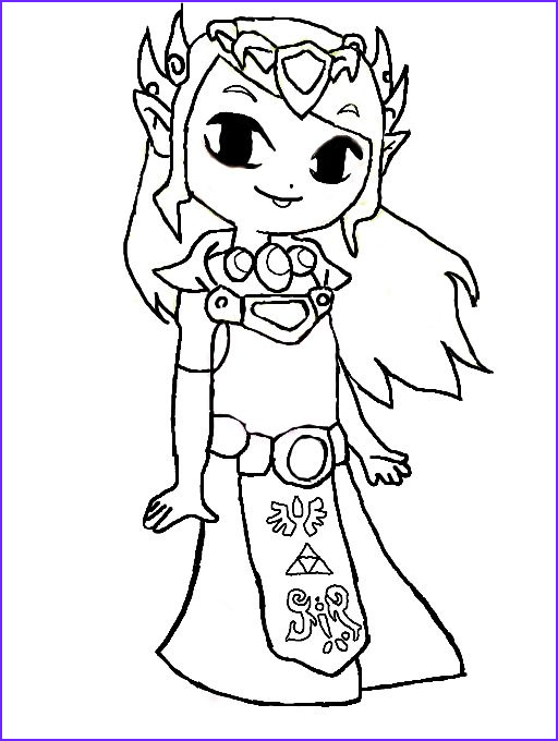 Link Coloring Pages Elegant Image 106 Best Images About Lineart Zelda & Link On Pinterest