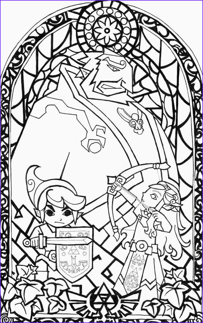 Link Coloring Pages Elegant Photos 74 Best Legend Of Zelda Coloring Pages Images On Pinterest