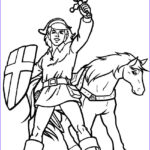Link Coloring Pages New Images The Legend Zelda Coloring Pages Coloring Home