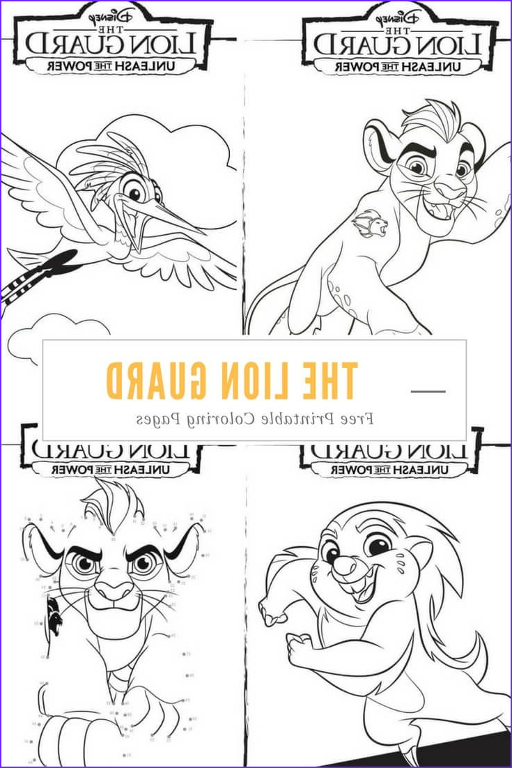 Lion Guard Coloring Page Luxury Images Unleash the Power with these Great the Lion Guard Coloring