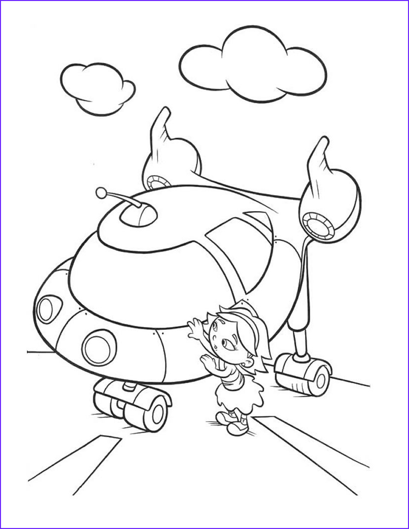 45 Beautiful Images Of Little Einsteins Coloring Pages