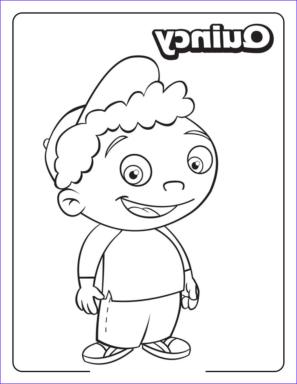 Little Einsteins Coloring Pages Inspirational Images Little Einsteins Quincy