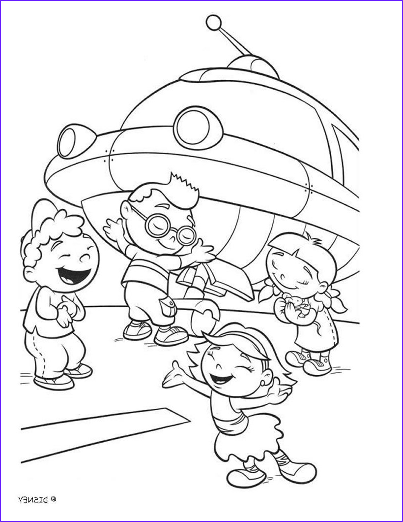 Little Einsteins Coloring Pages Inspirational Photos Little Einsteins Coloring Pages Little Einsteins And