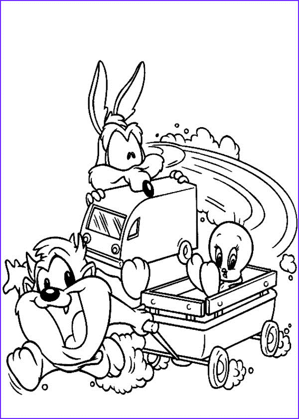 Loony Tunes Coloring Pages Beautiful Gallery Free Printable Looney Tunes Coloring Pages for Kids