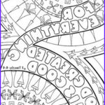 Lord's Prayer Coloring Page Beautiful Images 15 Printable Bible Verse Coloring Pages
