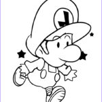 Luigi Coloring Pages Beautiful Photos Free Printable Luigi Coloring Pages For Kids