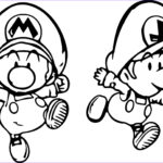 Luigi Coloring Pages Unique Stock Baby Luigi Coloring Pages At Getcolorings