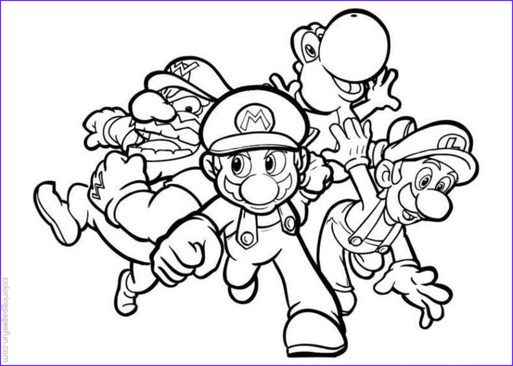 Mairo Coloring Pages Elegant Photos Mario Coloring Pages themes – Best Apps for Kids