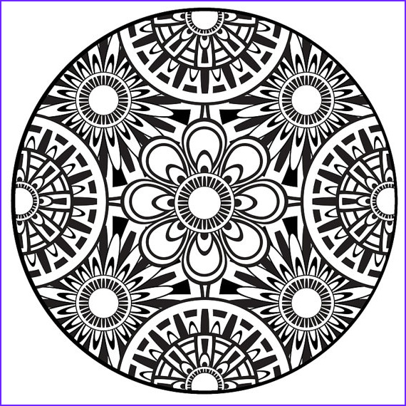 Mandala Coloring Pages Advanced Level Inspirational Photography Advanced Mandala Coloring Pages the Difficult Level