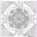 Mandala Flower Coloring Pages Awesome Photography 1182 Best Images About Adult Colouring Flowers On