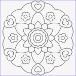 Mandala Flower Coloring Pages Awesome Photos Free Coloring Pages Mandala