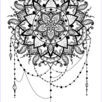 Mandala Flower Coloring Pages Best Of Collection Mandala Coloring Page