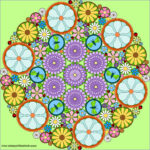 Mandala Flower Coloring Pages Best Of Gallery Don T Eat The Paste Really Intricate Flower Mandala To Color