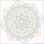 Mandala Flower Coloring Pages Best Of Images Flower Mandala Coloring Pages 516 – Getcoloringpages