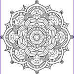 Mandala Flower Coloring Pages Luxury Photos Flower Mandala Coloring Page