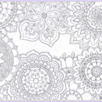 Mandala Flower Coloring Pages Luxury Photos Mandala Flowers Coloring Page