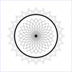 Mandala Flower Coloring Pages New Images Free Printable Mandala Coloring Pages For Adults Best
