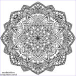 Mandalas Coloring Awesome Stock The Meaning And Symbolism Of The Word Mandala