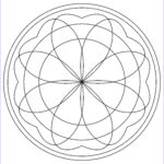 Mandalas Coloring Best Of Collection Free Printable Mandalas To Colour In The Playroom