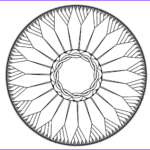 Mandalas Coloring Book Beautiful Images How To Make Your Own Mandala Coloring Pages For Free