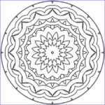 Mandalas Coloring Book Luxury Collection Mandala 17 Coloring Pages Hellokids