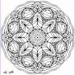 Mandalas Coloring Book New Gallery Color Your Stress Away With Mandala Coloring Pages