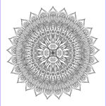 Mandalas Coloring Book Unique Photos This Mandala Coloring Book For Grown Ups Is The Creative S