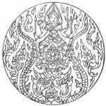 Mandalas Coloring Cool Collection Free Printable Mandala Coloring Pages For Adults Best