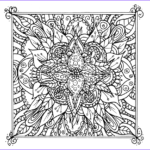 Mandalas Coloring Luxury Stock I Create Coloring Mandalas And Give Them Away For Free