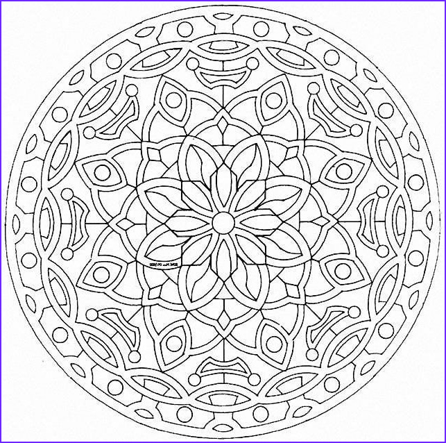Mandalas Coloring Pages Luxury Collection All Things Parchment Craft A Few Parchment Craft Mandala