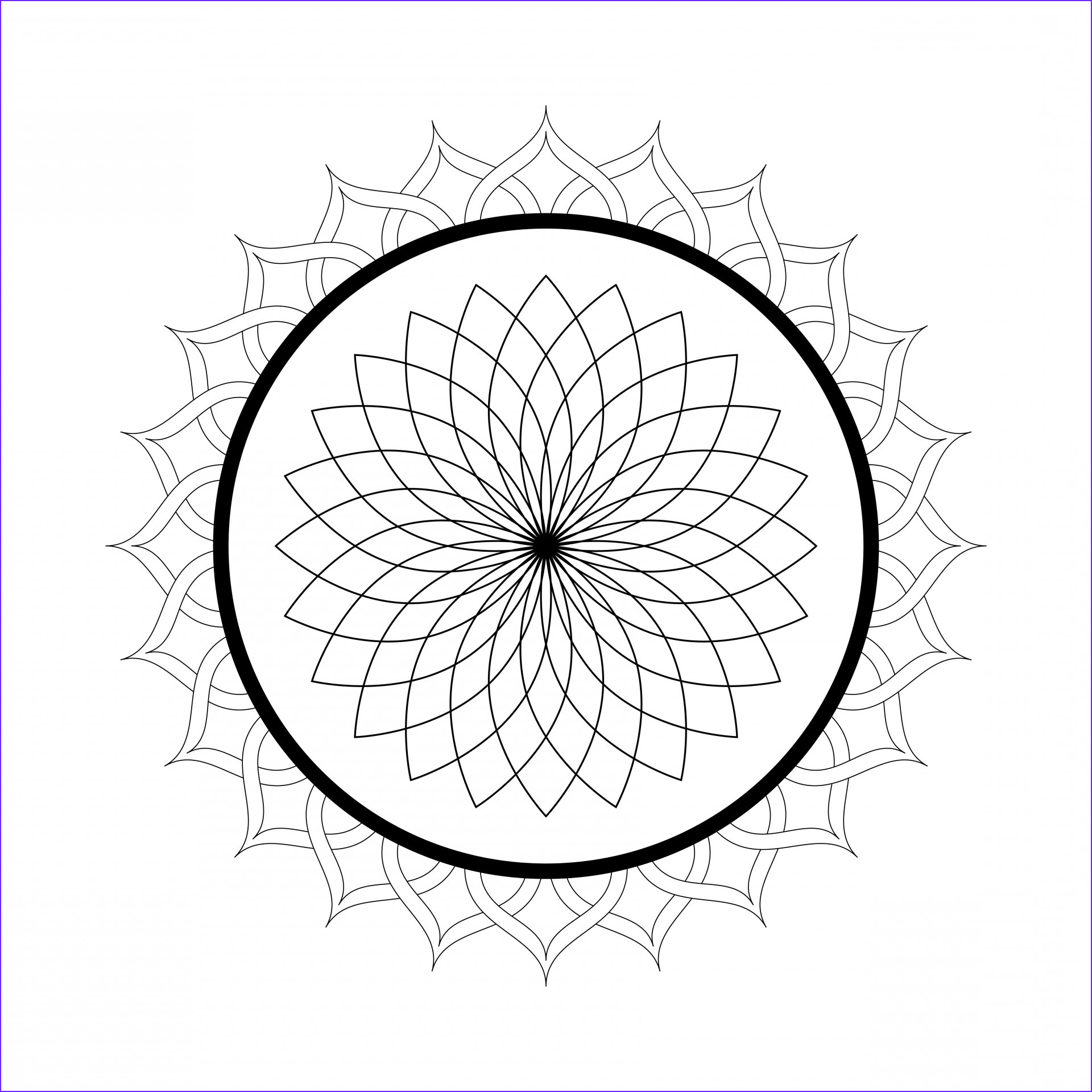 Mandela Adult Coloring Books New Stock Free Printable Mandala Coloring Pages for Adults Best